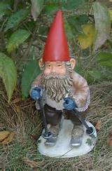 filand resin handmade funny garden gnomes statues with iso approved