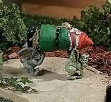 funny garden gnomes 15 pics