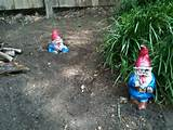 Lawn Of The Dead Zombie Garden Gnomes