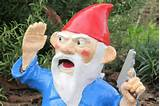 Garden Gnomes Go on the Offensive