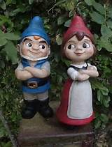 Gnomeo and Juliet Garden Gnomes...so getting these for my rock garden ...