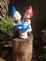 Gnomeo and Juliet Garden Gnomes
