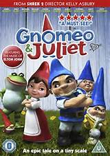 gnomeo and juliet rated g 84 minutes garden gnomes gnomeo and juliet ...