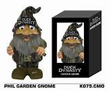 Wholesale Official A&E Licensed Duck Dynasty Phil Garden Gnome