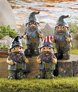 Duck Dynasty™ Garden Gnomes