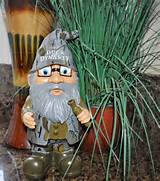 Details about NEW A&E DUCK DYNASTY SI GARDEN GNOME ROBERTSON FAMILY ...