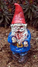 Zombie Garden Gnomes For Sale