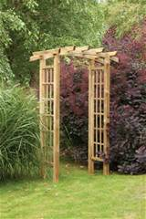 Manufactured from from high quality, FSC Certified, pressure treated ...