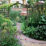... brick path with wooden arch | Garden design | Image | Housetohome