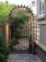 ... Arch Garden Gate Ideas - Ideas and Inspiring of Garden Gates Design