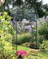 Cumulus Garden Arch Designs Beautify the Entrance to Your Garden with ...