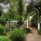 build a garden arch for your front or back yard archways in the garden ...