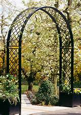 Garden Arch Portofino