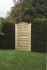 this gate will match the arch horizontal panels supplied with an