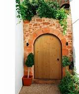 Devon Arched Wooden Garden Gate - 3FT High