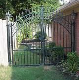 Garden Gate - Double