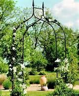 The Gardman Gothic Garden Arch
