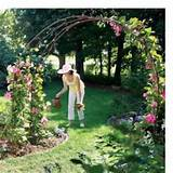 DIY Garden Arch http://www.familyhandyman.com/DIY-Projects/Outdoor ...