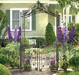 DIY Garden Arch Design