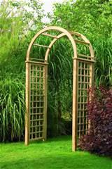 Forest Garden Florence Garden Arch
