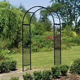 Garden Arch - Westminster Metal Arch