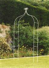 Camelot Metal Garden Arch GF03A