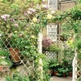 Arch trellis | Garden trellis ideas - 10 of the best | Garden ideas ...