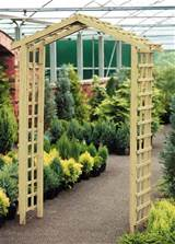 ... and Storage › Garden Arbours & Garden Arches › Trellis Arch