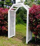 trellis arch plan $ 19 95 ea build this garden arbor trellis arch ...