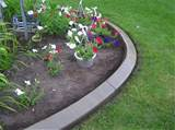 Decorative Concrete Landscape Edging*