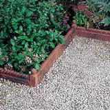 Rope Top Garden Edging