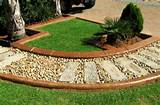 Concrete curbing decorative landscape edging - Kwik Kerb is the world ...