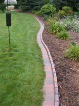 brick garden edging ideas 25 brick garden edging ideas