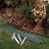 How To Install Plastic Landscape And Garden Edging Border