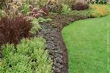 Plastic Garden Edging Solution