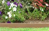 EnviroSlat garden edging, made from wood plastic composite material ...