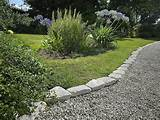 landscape garden edging terrific garden ideas appealing gardener s