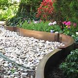 aluminum garden edging enchanting landscaping inspiration marvellous