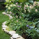 garden edging ideas pictures