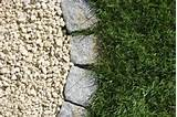 can you suggest some innovate garden edging materials