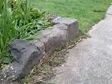 garden edging rocks lalor whittlesea area image 1
