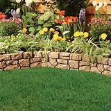fantastic landscape lawn edging garden edging materials