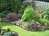garden edging ideas border garden with rock edging by amie 554x415