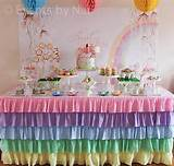 Fairytale / Nursery Rhyme , Girl Parties , Kids Parties , Rainbow