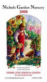 Nichols Garden Nursery 2008 catalog