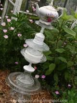 garden art totem