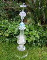 garden glass art