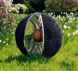 beautiful garden sculpture ideas