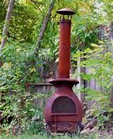 garden art ideas - garden art from trash metal garden art outdoor ...