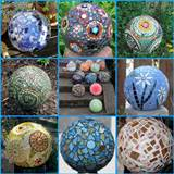 diy garden art ideas
